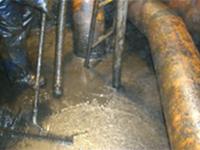 配水管清掃