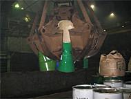 無害化・コンクリート固化